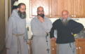 Brothers Youseff & Giuseppe & Fr. Raphael