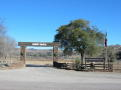 Prude Ranch Entry Gate