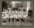 St Mary Commercial High Graduation 1927 (Grace E. Cole 1st left front)