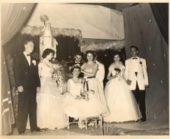 Junior Prom St Mary HS 1954