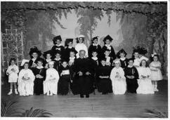St Mary Kindergarten Graduation JUne 15, 1941