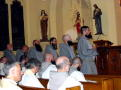 Friars after Profession of Vows
